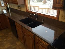 black granite composite sink granite america dark granite w granite composite sink