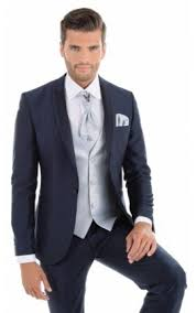 costume bleu marine mariage costume pour monsieur