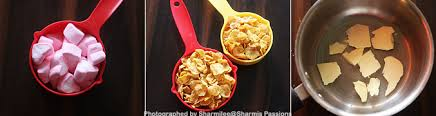 christmas cornflake wreath cookies recipe sharmis passions