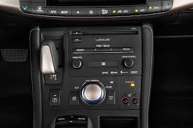 lexus ct 200h hatchback 2015 lexus ct 200h radio interior photo automotive com