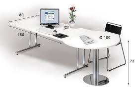 Besprechungstisch Schreibtisch Mit Besprechungstisch Sevilla 160 X 80 Chrom Büro
