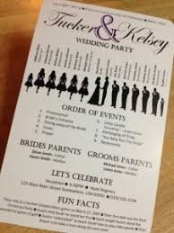 diy wedding program five benefits of diy wedding programs that may change