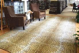 flooring leopard rug faux cowhide rug leopard rug