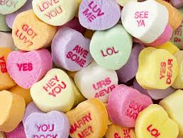 sweet hearts candy sweethearts candy hearts saying personality match quiz quizzes