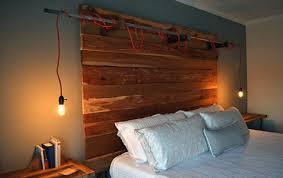 reclaimed wood headboards inside recycled headboard or bed custom
