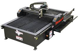 cnc plasma cutting table scout standard cnc plasma cutter table