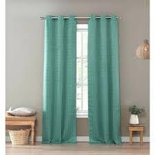 aqua blackout curtains u2013 teawing co