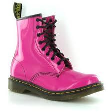 womens boots dr martens dr martens 1460 pink patent leather womens boots aanewshoes