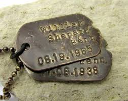 Personalized Dog Tag Necklaces Personalized Dogtag Etsy