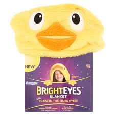 Darling Patio Homes by As Seen On Tv Snuggie Brighteyes Darling Duck Blanket Walmart Com