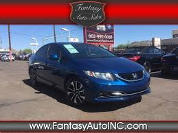 used honda civic 2013 2013 used honda civic sedan 4dr automatic ex at auto sales