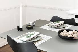 set of 2 placemats in terrazzo design by oyoy u2013 burke decor