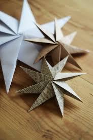 Weihnachtswanddeko Basteln Weihnachtsdeko Selber Basteln Aus Papier Mit Anleitung