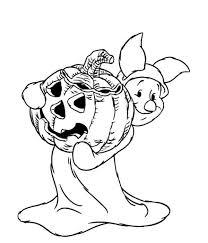 piglet halloween costume disney coloring pages disney halloween