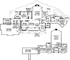 large ranch floor plans collection large home plans photos the architectural