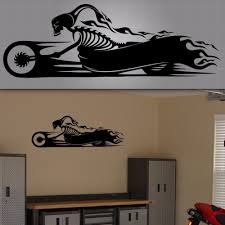 online get cheap motorcycle racing wall decal aliexpress com motorcycle decal wall wall sticker racing trailer racing decal free shipping china