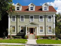 Architectural Styles Of Homes by Colonial Architecture Hgtv