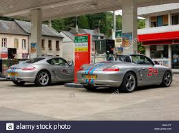 porsche martini porsche cayman 987 and boxster s 550 spyder with martini