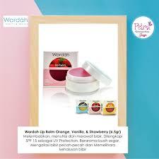 Wardah Lip Balm wardah lip balm accessories yogyakarta
