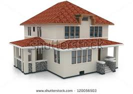 3d House Stock Images Royalty Free Images Vectors Shutterstock 3d House Building Free