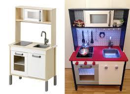 cuisine duktig ikea ikea duktig kitchen hack nordic style with led
