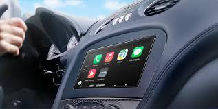 nissan armada apple carplay alpine ilx 007 with apple iphone carplay auto connected car news