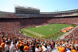 Neyland Stadium Map What You Need To Know Orange U0026 White Game Wbir Com