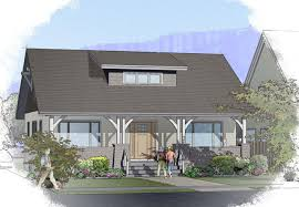 bungalow house plans post and beam modern hd