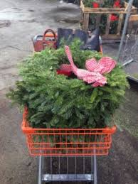 home depot martha stewart christmas tree black friday thanksgiving photos from our employees the martha stewart blog