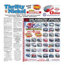 nissan sentra bubble shape spares thrifty nickel june 26 by billings gazette issuu