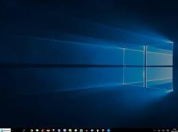 ecran bureau impossible afficher raccourcis sur bureau windows 10