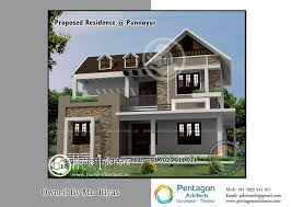 2000 sq ft double floor contemporary home designs