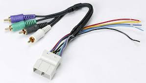 metra 70 8112 receiver wiring harness connect a new car stereo in