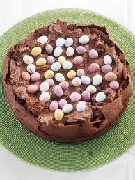 easter egg nest cake nigella u0027s recipes nigella lawson