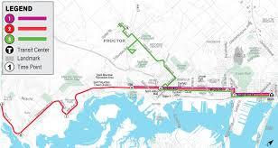 Boston Public Transportation Map by 2 U2022 3 West Mainline