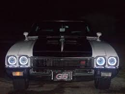 hid lights for classic cars 5 3 4 inch elite single color halo headlight