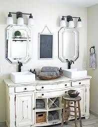 plush shabby chic bathroom vanity shabby chic bathroom ideas