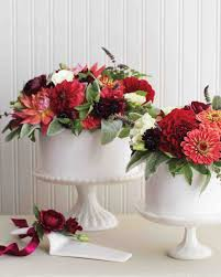 Flower Cakes 11 Diy Wedding Cake Ideas That Will Transform Your Tiers Martha