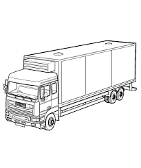 truck coloring pages 114 643 768 free coloring kids area