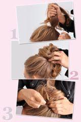 Hochsteckfrisurenen D Ne Haare by Hochsteckfrisur Bei Dünnem Haar Bilder Mädchen De