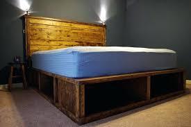 king bed frame platform u2013 angusmacdonald info