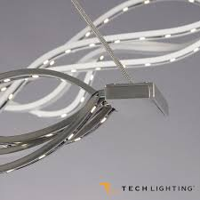 linear pendant lighting surge linear suspension by tech lighting at interiordesignerdecor com