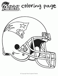 free printable patriots coloring pages coloring home
