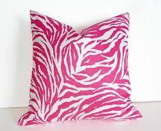Zebra Desk Accessories Black White Pink Zebra Desk Accessories Tin Can By Makingtimetc