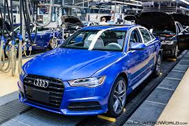 behind the scenes of my audi exclusive audi s6 production