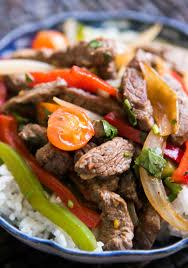 cuisine steak pepper steak simplyrecipes com