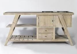 cuisine vieux bois meuble de cuisine bois lovely meuble cuisine bois brut meuble