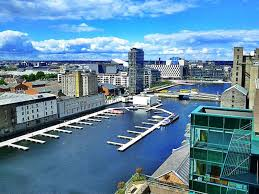 Google Ireland Office 7 Stunning Views From Google U0027s Offices Around The World From The