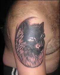 35 most amazing wolf tattoo designs