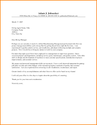 housekeeping cover letter sample image collections letter